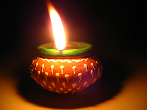 India is celebrating festival of lights, Diwali, today. I remember two ...